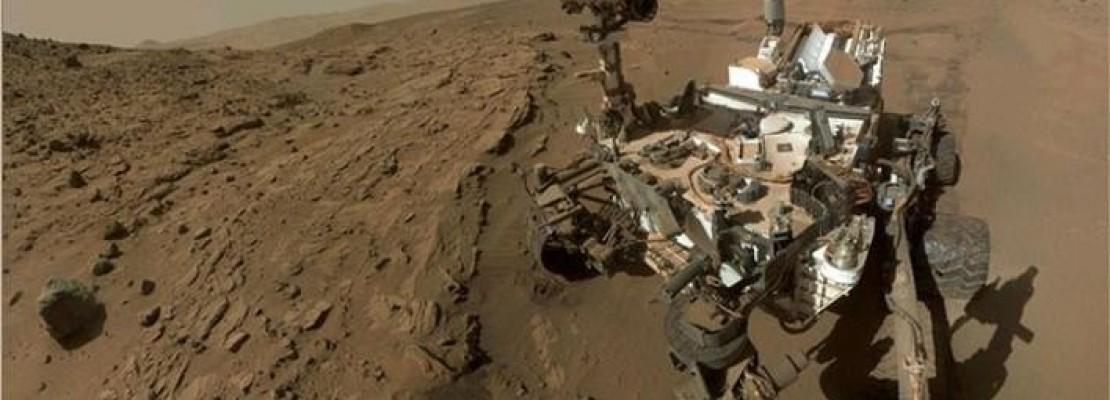 Ιχνη ζωής στον Αρη -Τι βρήκε το Curiosity στον κόκκινο πλανήτη
