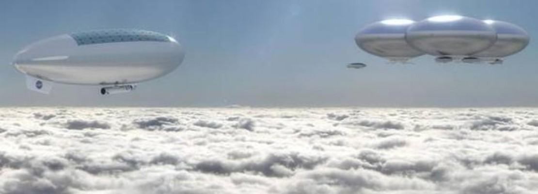 Η NASA άφησε τον Αρη και πιάνει την Αφροδίτη – Θέλει να χτίσει μια πόλη μέσα στα σύννεφα