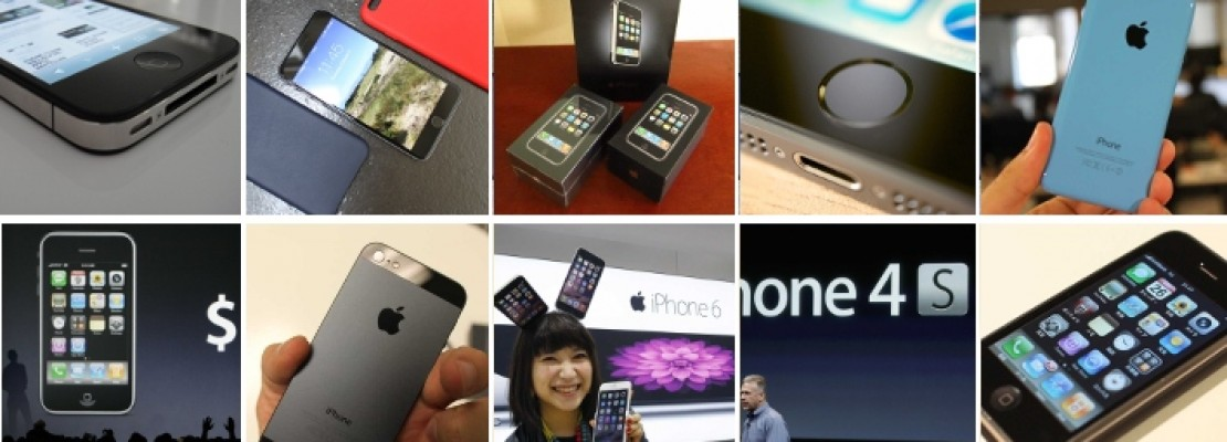 Ποιο iPhone έχει το καλύτερο design -Η αξιολόγηση των 10 μοντέλων της Apple