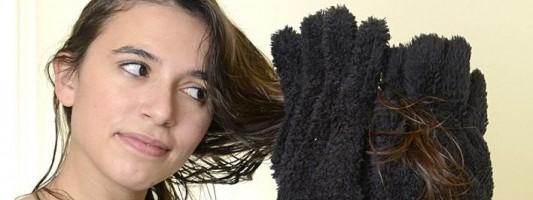 Τα επαναστατικά γάντια-πετσέτες: Εκτοπίζουν από το θρόνο το κλασικό πιστολάκι