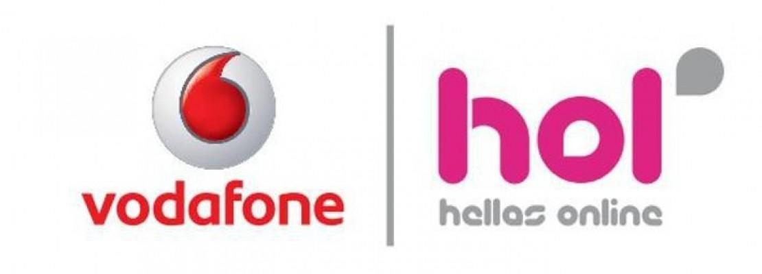 Vodafone και hellas online με ακόμη πιο ολοκληρωμένες υπηρεσίες επικοινωνίας