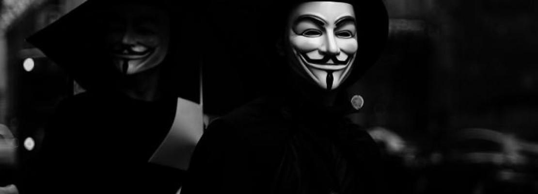 Οι Anonymous ξεκίνησαν τον πόλεμο: Εριξαν ιστοσελίδες τζιχαντιστών