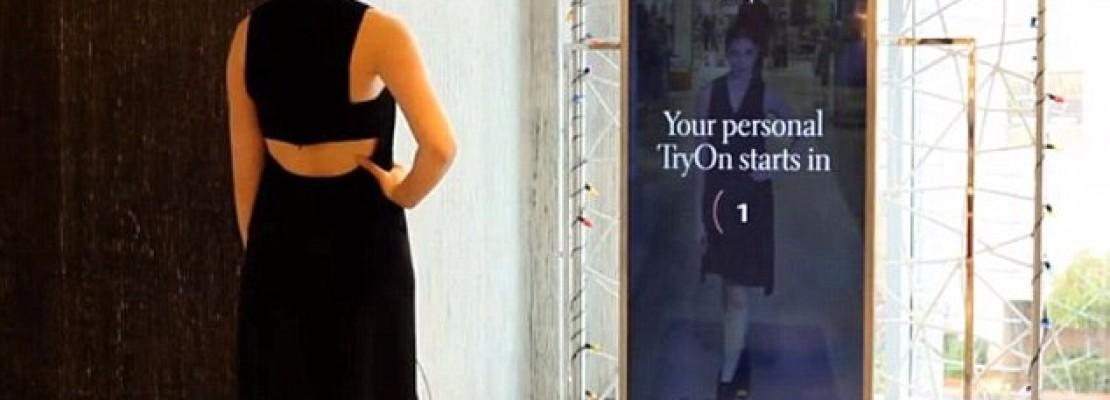 Ο «έξυπνος» καθρέπτης που αλλάζει την εμπειρία του shopping