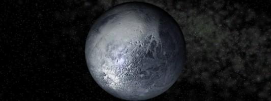 H NASA φωτογράφισε για πρώτη φορά τον Πλούτωνα
