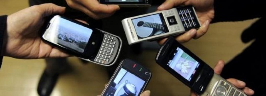 Στα 5,2 δισ. οι χρήστες κινητών συσκευών