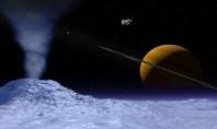 Οι εξωγήινοι κάνουν τζακούζι: Υδροθερμικές πηγές στον Εγκέλαδο του Κρόνου αυξάνουν τις πιθανότητες για ύπαρξη ζωής