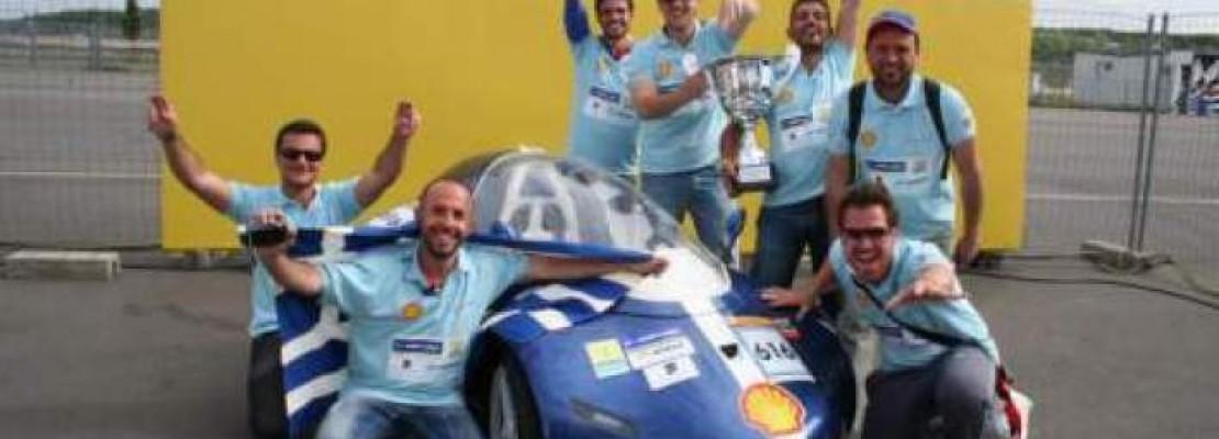Αυτοκίνητο υδρογόνου που εκπέμπει νερό κατασκεύασαν φοιτητές του Πολυτεχνείου Κρήτης