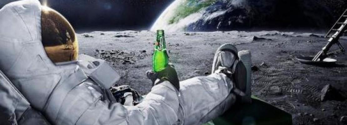 Ποτήρι για αστροναύτες φέρνει τα πάνω κάτω στους νόμους της βαρύτητας [εικόνας]