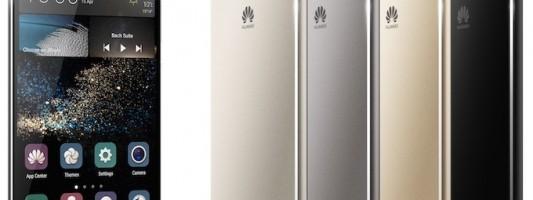 Η Huawei παρουσίασε επίσημα τα Huawei P8 και P8 max