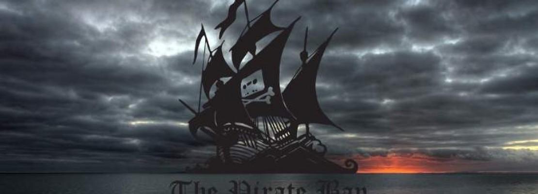 Το Pirate Bay αντεπιτίθεται: Το νέο του logo βγάζει τη γλώσσα σε όσους προσπάθησαν να το κλείσουν