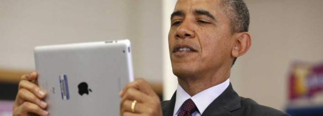 Επιστολή φωτιά από «γίγαντες» της τεχνολογίας σε Ομπάμα και FBI: Μείνετε μακριά από κινητά και email