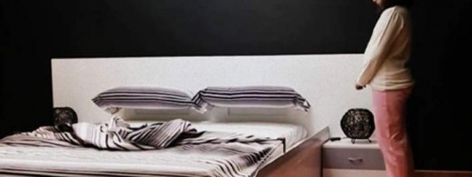 Κρεβάτι που στρώνεται μόνο του