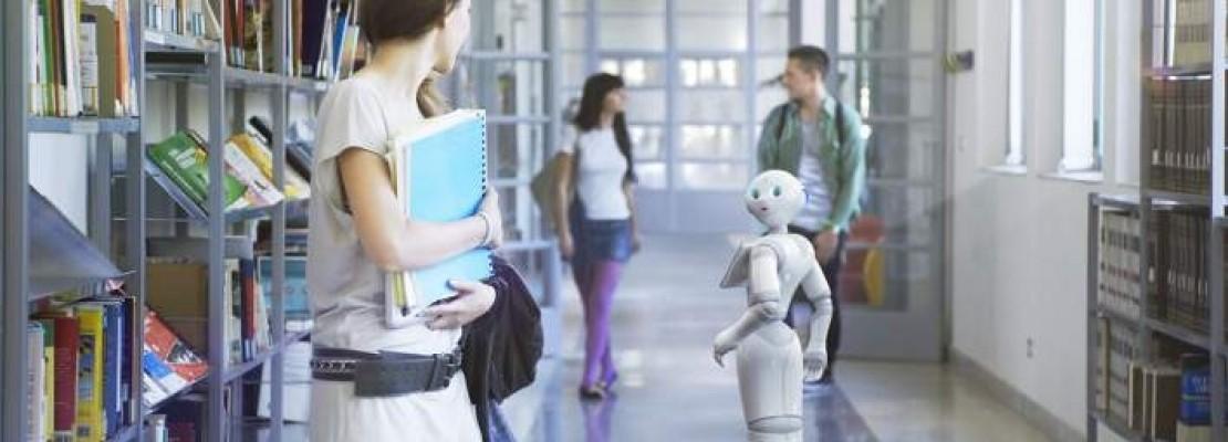 Στην κυκλοφορία ο Pepper -Το πρώτο ανθρωποειδές ρομπότ