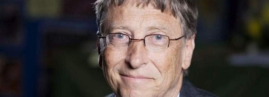 Στην πράσινη τεχνολογία επενδύει τα δισεκατομμύρια του ο Μπιλ Γκέιτς