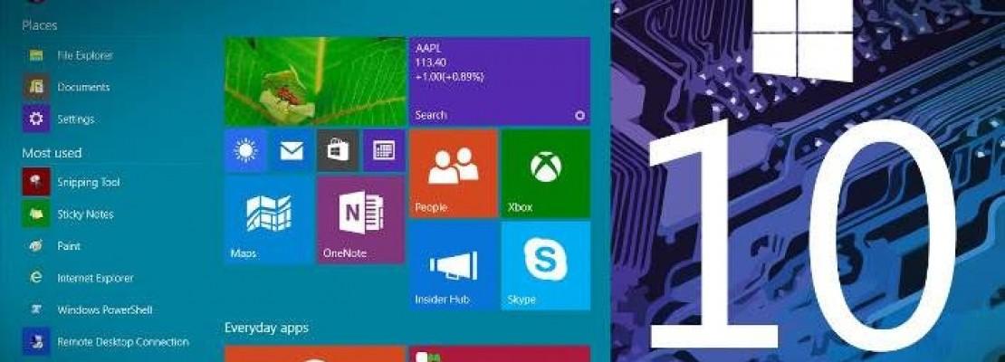 Διαθέσιμα τα Windows 10 σε 190 χώρες