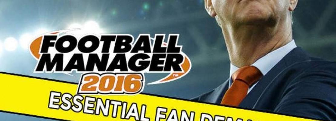 Τρία νέα Football Manager κυκλοφορούν μέχρι τα Χριστούγεννα (ΒΙΝΤΕΟ)