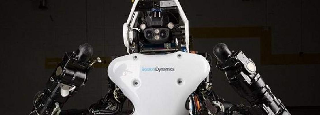 Το ανθρωποειδές ρομπότ της Google που τρέχει σαν άνθρωπος (BINTEO)