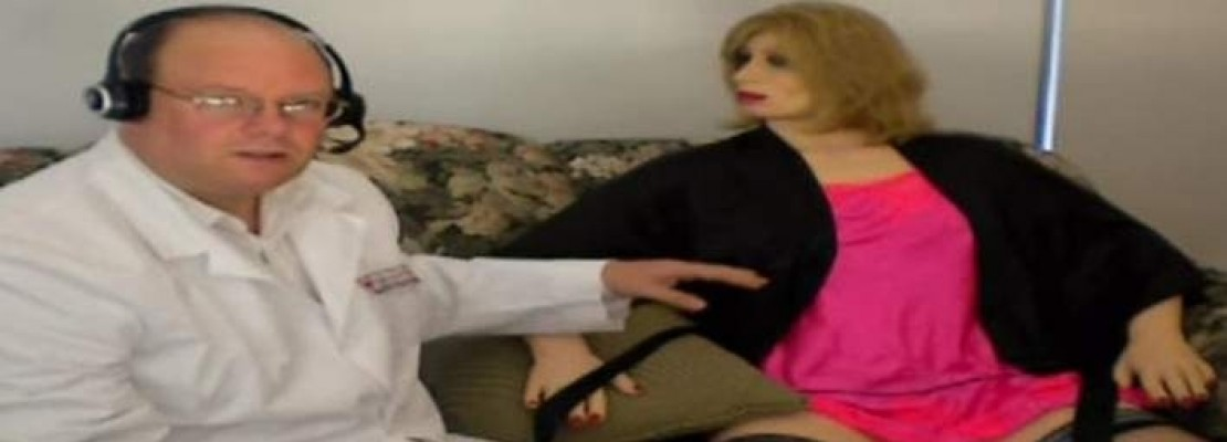Ερχεται η Ρόξι, το ρομπότ του σεξ -Θα κάνει παρέα σε μοναχικούς άνδρες [βίντεο]