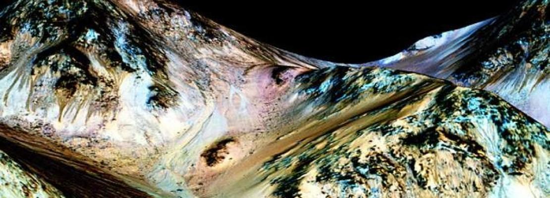 Βρήκαν νερό στον Αρη! -Τα νέα δεδομένα για τον «κόκκινο πλανήτη»
