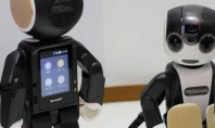 Robohon: Το smartphone-ρομπότ που…περπατά (photos & video)