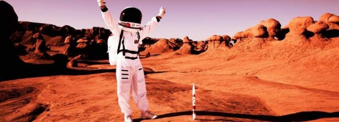 Νέα ευρήματα: Υπήρχε ζωή στον Άρη- Ενδείξεις για «αρχαίες» λίμνες