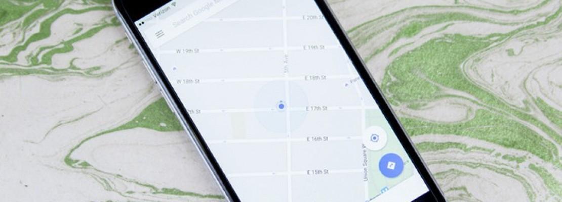 Οι χάρτες της Google γίνονται πιο «έξυπνοι» για τα iPhones
