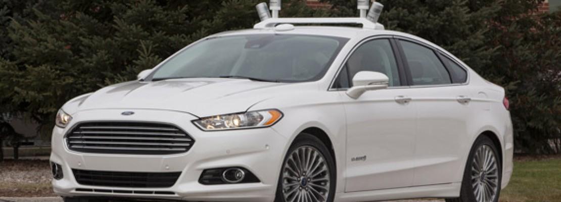 Μάθε πως θα λειτουργούν τα αυτόνομα οχήματα της Ford