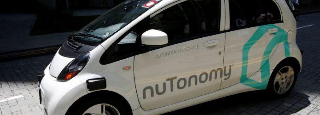 Τα πρώτα ταξί χωρίς οδηγό κυκλοφορούν στη Σιγκαπούρη