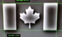 Στο ρεκόρ Γκίνες η μικρότερη σημαία του κόσμου