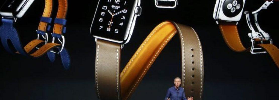 Η δεύτερη γενιά του Apple Watch της Apple -Τιμή και τεχνικά χαρακτηριστικά