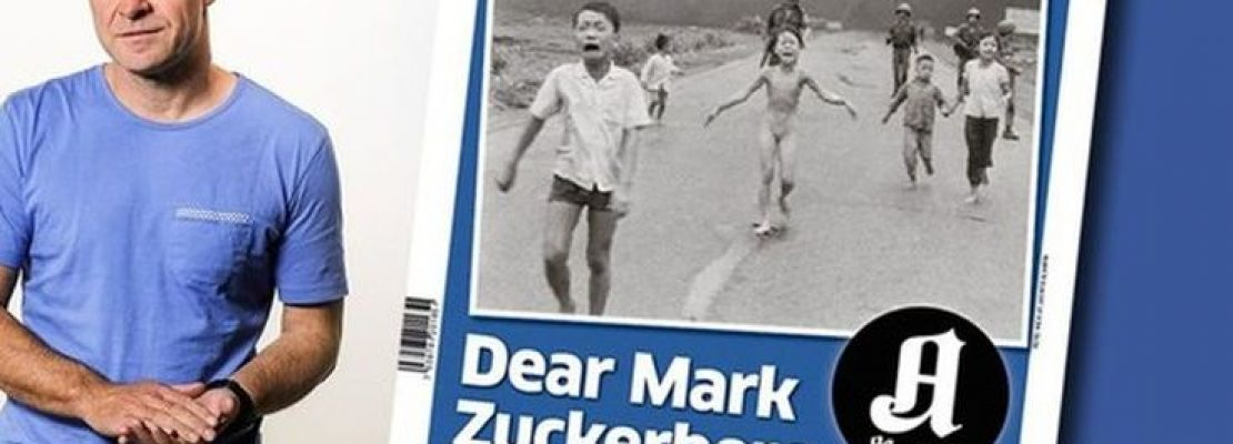 Το Facebook κάνει πίσω μετά το σάλο με ιστορική φωτογραφία του πολέμου του Βιετνάμ