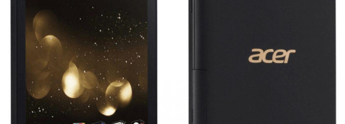Acer Iconia Talk S: Επίσημα το νέο phablet με οθόνη 7″ και τιμή 169 ευρώ