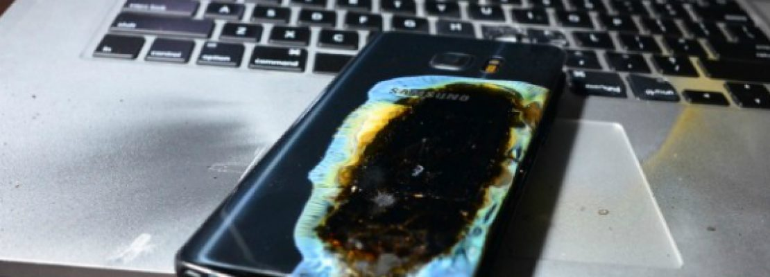 Samsung Galaxy Note 7: Έκρηξη σε smartphone και μετά την ανάκληση;