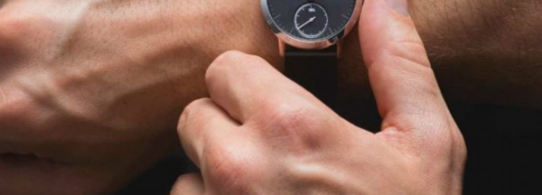 Withings Steel HR: Το πρώτο fitness smartwatch μετά την εξαγορά απο την Nokia