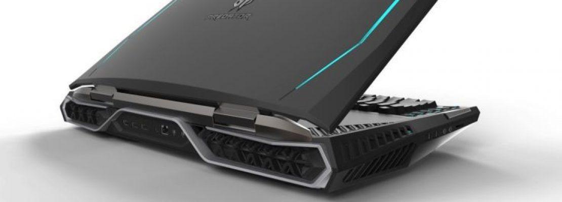 Την πρώτη κυρτή οθόνη σε laptop παρουσίασε η Acer