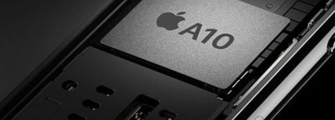 Το A10 Fusion Chip της Apple αφήνει χιλιόμετρα πίσω τον ανταγωνισμό