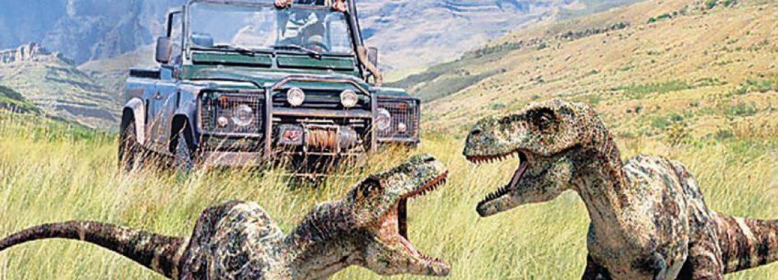 Οι δεινόσαυροι ξαναζωντανεύουν μέσω της Google