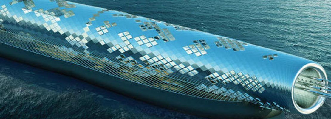 Aυτός ο «σωλήνας» θα παράγει 4,5 δισ λίτρα πόσιμου νερού από τον ωκεανό