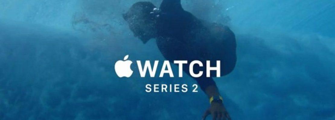 Η νέα διαφήμιση του Apple Watch Series 2