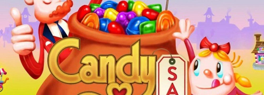 Candy Crush Saga: Ανακοινώθηκε το level 2000