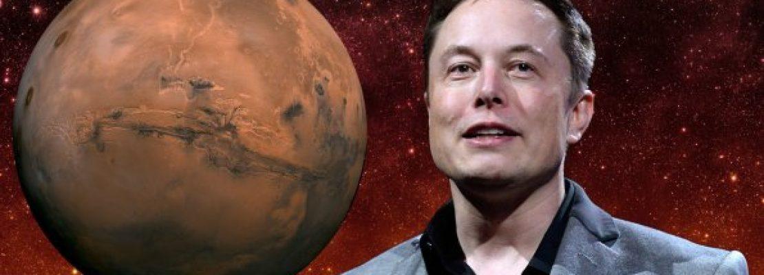 Εκκεντρικός δισεκατομμυριούχος θα δημιουργήσει αποικία στον Αρη -200.000 δολ. το εισιτήριο