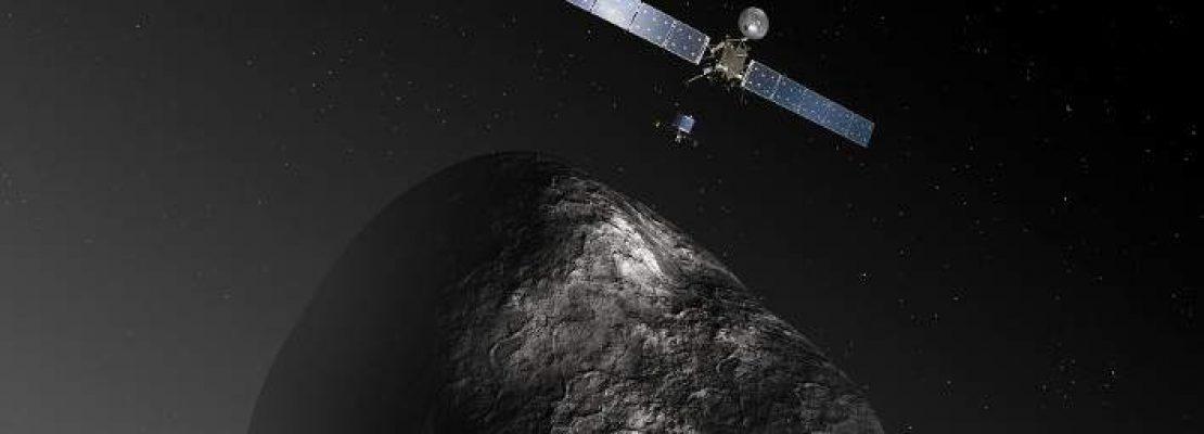 Βρέθηκε το χαμένο ρομπότ «Φίλαι» -Εντοπίστηκε χωμένο σε ρωγμή ενός κομήτη