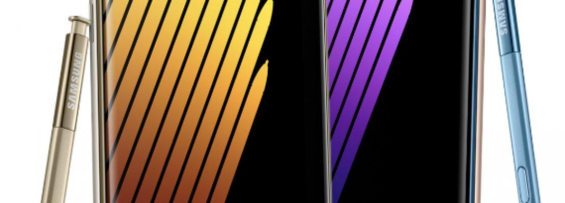 Samsung: Εξηγεί γιατί το Galaxy Note 7 πιάνει φωτιά