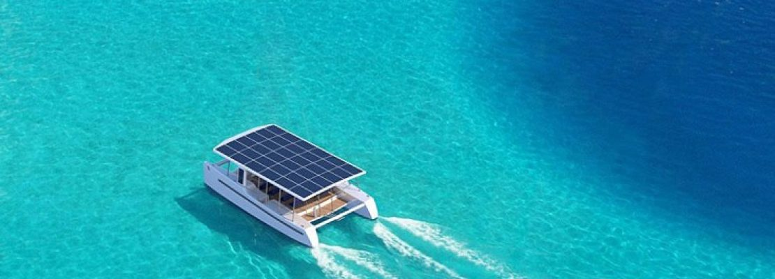 Το σκάφος των 500.000 ευρώ που θα κινείται με ηλιακή ενέργεια