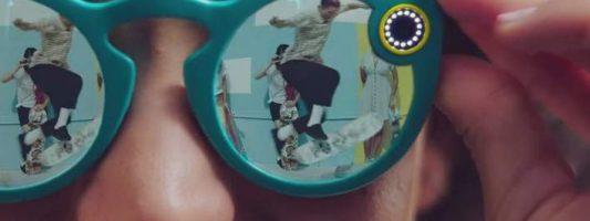 """Γυαλιά ηλίου με ενσωματωμένη κάμερα θα καταγράφουν 30"""" βίντεο"""
