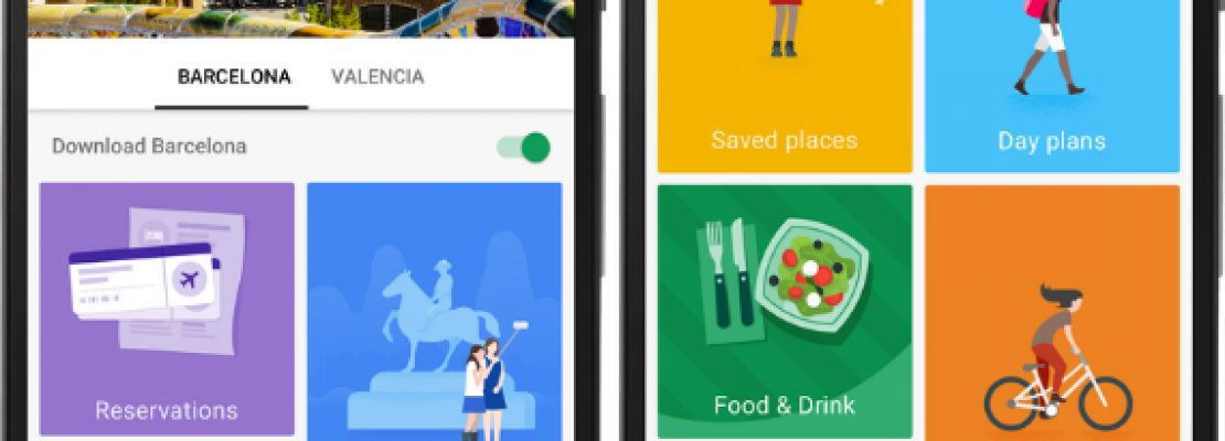 Google Trips: Νέο app με πληροφορίες και προτάσεις για ταξίδια και εκδρομές