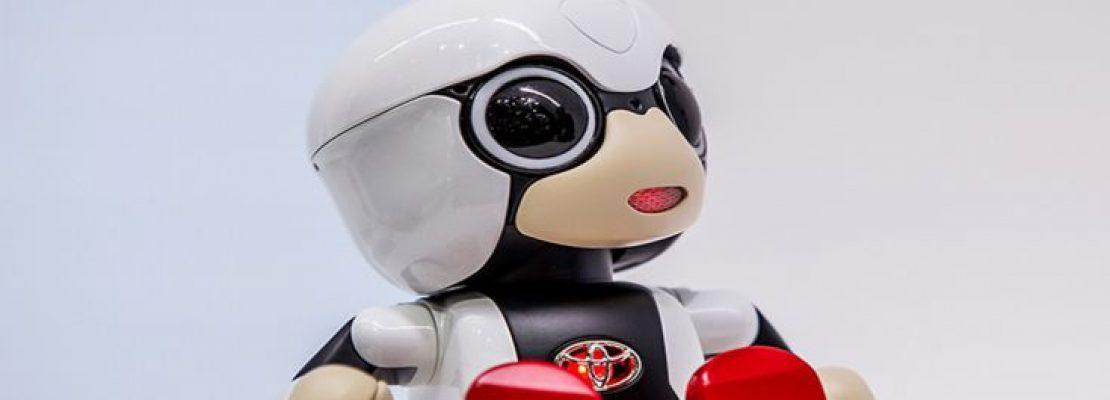 Έρχεται το ρομπότ-μωρό της Toyota