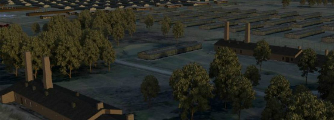 Virtual Reality αναπαράσταση του Άουσβιτς βοηθάει την δικαιοσύνη