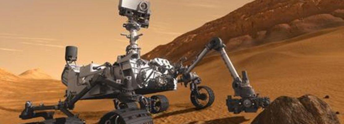 Το Curiosity ξεκινά νέο κεφάλαιο στην εξερεύνηση του Άρη