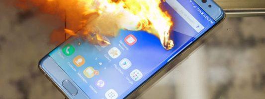 Samsung: «Mπλόκαρε» βίντεο-παρωδίες που αναρτήθηκαν στο YouTube για το Note 7